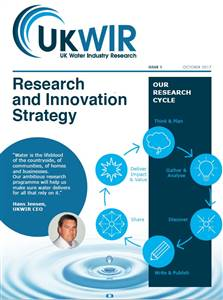 UKWIR Research and Innovation Strategy